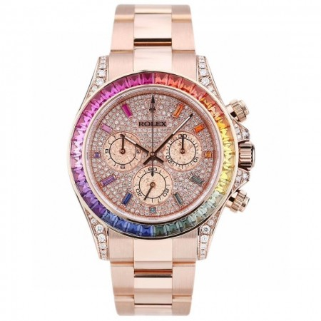 AAA Replica Rolex Cosmograph Daytona Automatic Mens Watch 116595rbow-0002